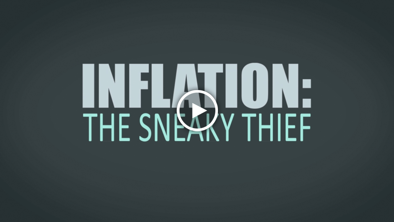 Inflation: The Sneaky Thief